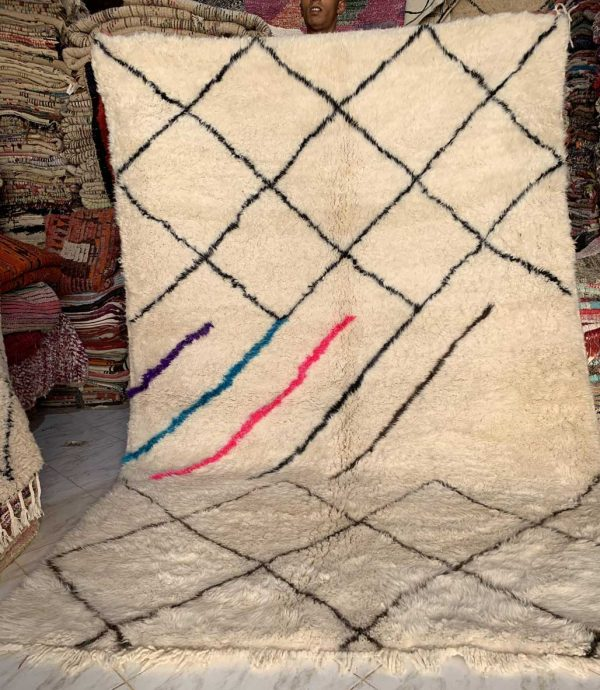 Beni Ourain Rugs Morocco