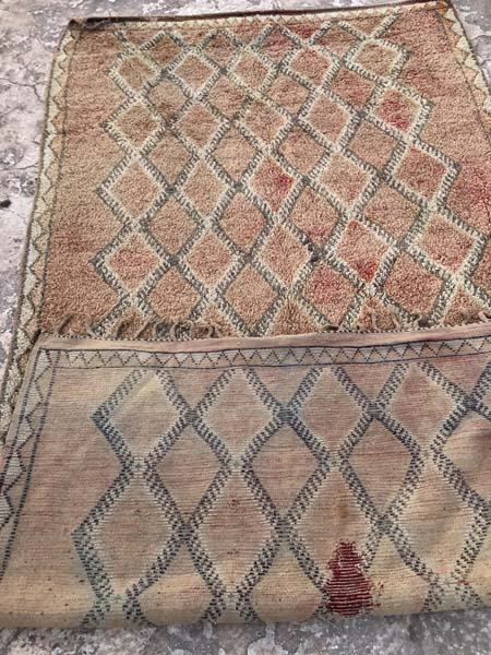 boujad vintage rugs