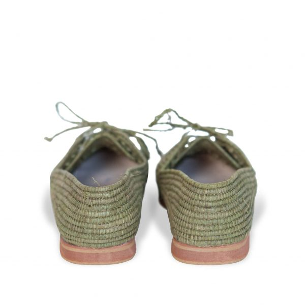 raffia shoes mens